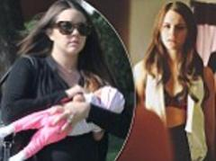 Bling Ring gang member Alexis Neiers and her new daughter ... Alexis Neiers Married And Pregnant