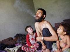 Opium addicts of Afghanistan: Number of junkies TRIPLES to 150,000 despite war on drugs