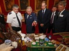 Prince Charles: Middle-class consumers are fuelling global trade in illegal animal products