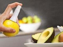 Sour power: The invention that sprays lemons and limes straight onto your food