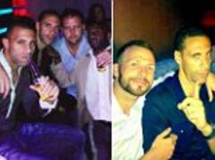 Manchester United defender Rio Ferdinand tweets more pictures of stag do in Marbella