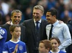 Phil Neville interview: Manchester United manager David Moyes is the real Special One not Jose Mourinho