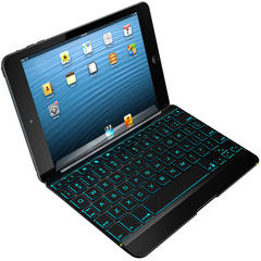 ZAGG Inc Debuts Thinnest, Most Robust Keyboard Accessories for Apple iPad mini at 2013 CTIA
