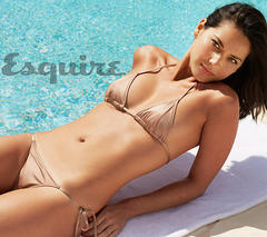 Olivia Munn Opens Up About Her 'Magic Mike' Topless Scene In The June/July Esquire