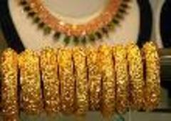Gold prices jumped sharply by Rs 680 to Rs 27,050 per ten grams