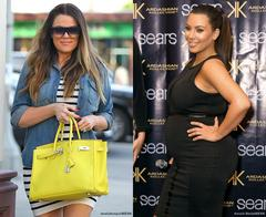 Khloe Kardashian Defends Kim Kardashian's Pregnancy Body