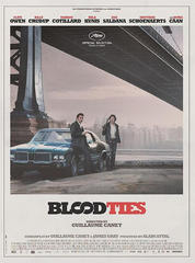 Mila Kunis and Zoe Saldana's 'Blood Ties' Unveils First Poster and Trailer