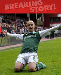 Griffiths gets Scotland call