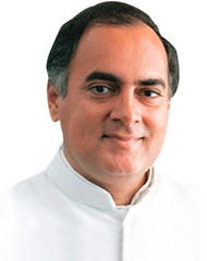 rajiv gandhi remembered on 22nd death anniversary; leaders pay tributes at vir bhumi