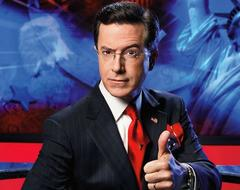 stephen colbert spins for obama while jon stewart savages president