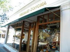 vandals break los gatos' williams sonoma's front window