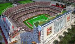 49ers to host super bowl at new santa clara stadium in 2016