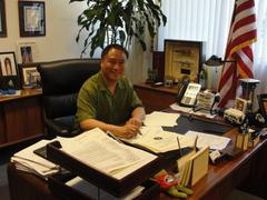 White House to Honor Redondo Mayor Mike Gin