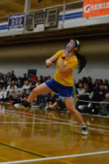CHAMPION! LT's Stephanie Lin Wins State Badminton Title