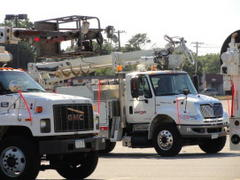 verizon to repair 21 poles in twp. this summer