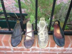 Curb Alert: Size 43 Women's Shoes