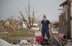 how to help the tornado victims of moore, oklahoma