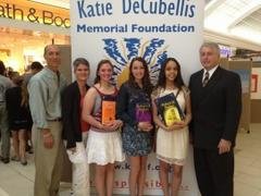 two cranston girls win kdmf writing contest