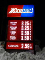 memorial day: gas prices in northern virginia