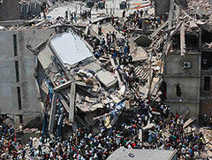 Bangladesh panel to recommend life in prison over building collapse