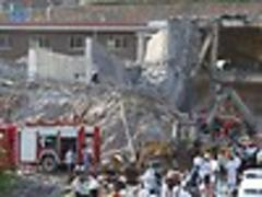 China factory blast kills at least 13