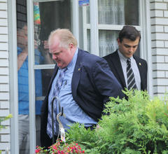 Rob Ford crack scandal: Mayor speaks to casinos but not drug video allegations