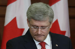 Senate expense scandal points to the essential Stephen Harper: Walkom