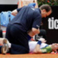 Tennis: Murray out of French Open